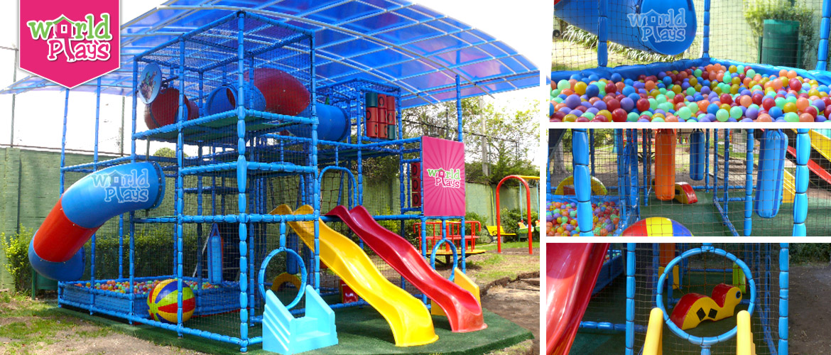 Worldplays f brica de parques y juegos infantiles for Fabricantes de piscinas en colombia